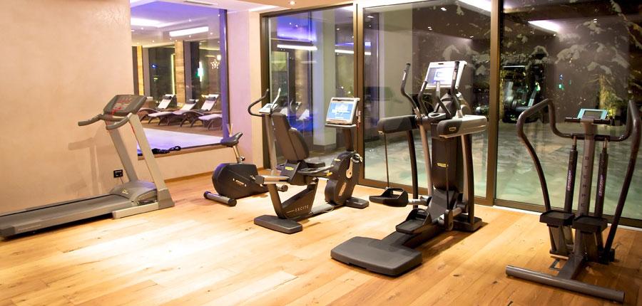 Hotel Aaritz, Selva, Italy - fitness room.jpg